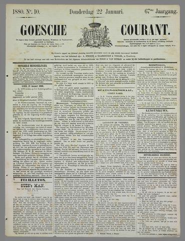 Goessche Courant 1880-01-22