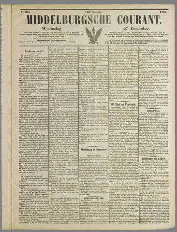 Middelburgsche Courant 1905-12-27