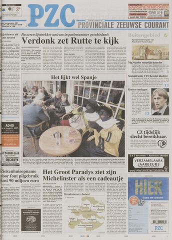 Provinciale Zeeuwse Courant 2006-11-28