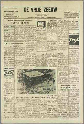 de Vrije Zeeuw 1963-10-09