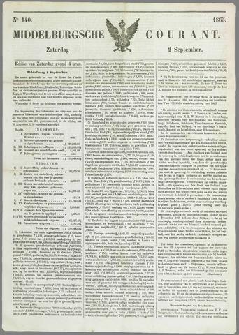 Middelburgsche Courant 1865-09-02