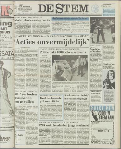 de Stem 1985-04-04