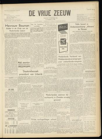de Vrije Zeeuw 1956-10-19