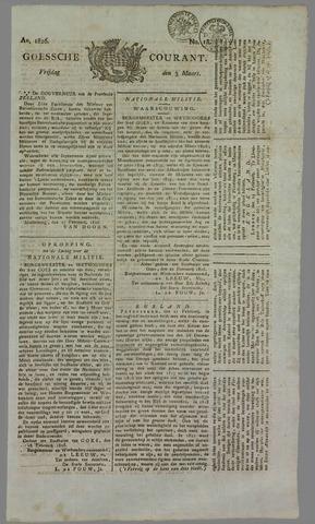 Goessche Courant 1826-03-03