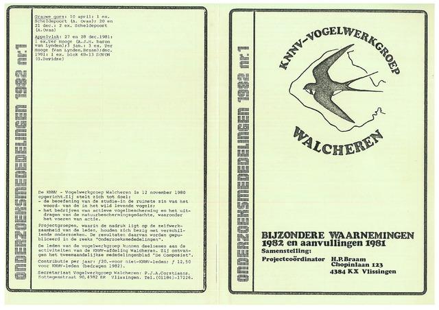 't Zwelmpje 1982-01-01