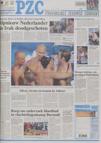 Provinciale Zeeuwse Courant 2004-08-16