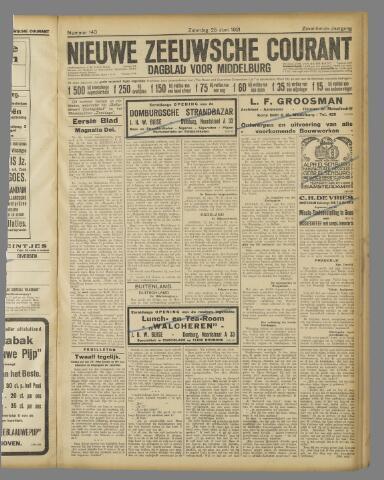Nieuwe Zeeuwsche Courant 1921-06-25