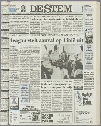de Stem 1986-04-14