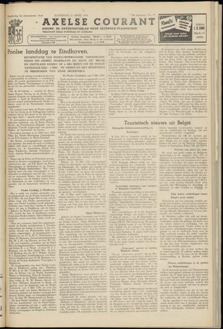 Axelsche Courant 1956-04-21