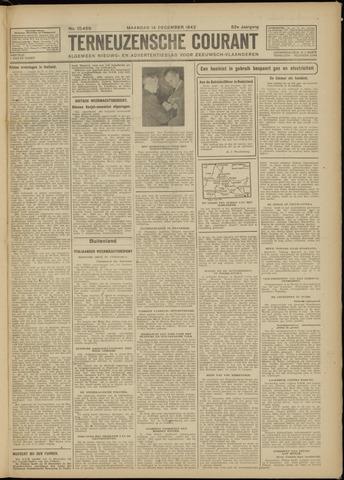 Ter Neuzensche Courant. Algemeen Nieuws- en Advertentieblad voor Zeeuwsch-Vlaanderen / Neuzensche Courant ... (idem) / (Algemeen) nieuws en advertentieblad voor Zeeuwsch-Vlaanderen 1942-12-14
