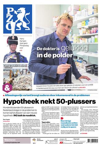Provinciale Zeeuwse Courant 2017-09-13