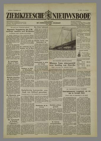 Zierikzeesche Nieuwsbode 1954-12-14