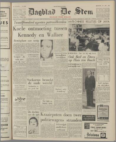 de Stem 1963-05-20