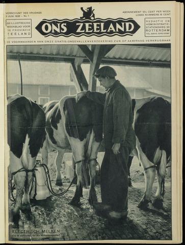 Ons Zeeland / Zeeuwsche editie 1932-06-03