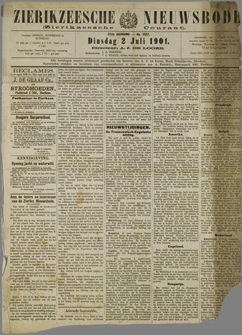 Zierikzeesche Nieuwsbode 1901-07-02