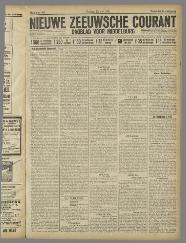 Nieuwe Zeeuwsche Courant 1921-07-22