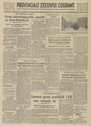 Provinciale Zeeuwse Courant 1953-01-05