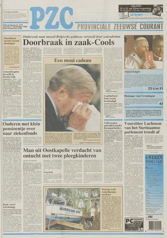 Provinciale Zeeuwse Courant 1996-09-07