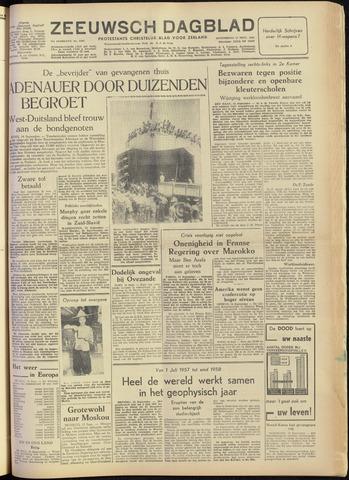 Zeeuwsch Dagblad 1955-09-15