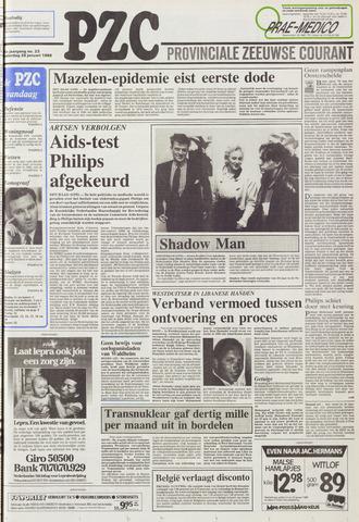 Provinciale Zeeuwse Courant 1988-01-28