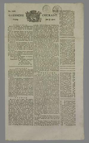 Goessche Courant 1826-04-07
