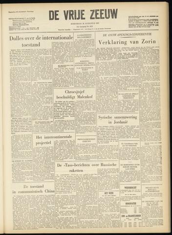 de Vrije Zeeuw 1957-08-28