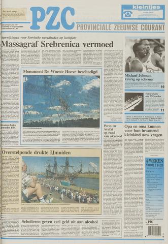 Provinciale Zeeuwse Courant 1995-08-10