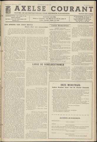 Axelsche Courant 1961-07-15