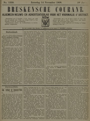 Breskensche Courant 1908-11-14