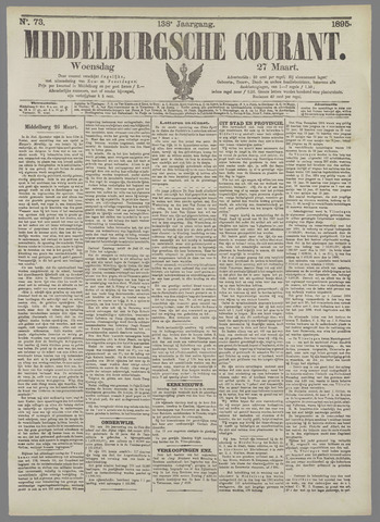Middelburgsche Courant 1895-03-27