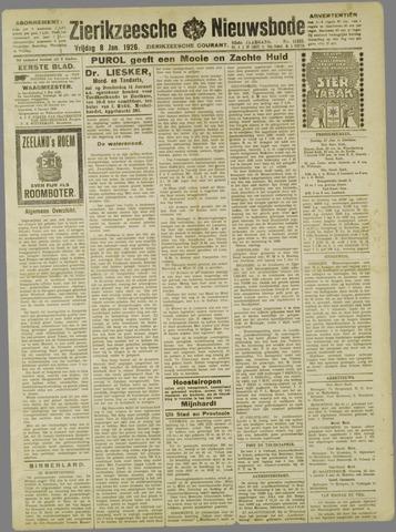 Zierikzeesche Nieuwsbode 1926-01-08