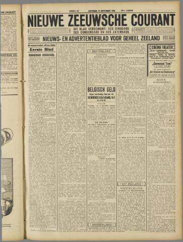 Nieuwe Zeeuwsche Courant 1930-09-13