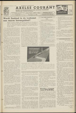 Axelsche Courant 1959-01-23