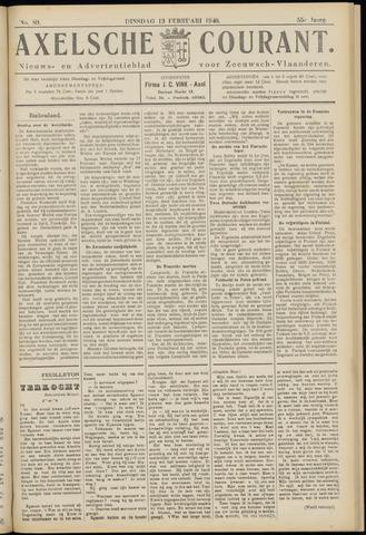 Axelsche Courant 1940-02-13