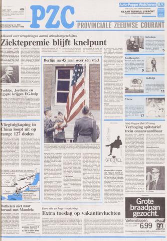 Provinciale Zeeuwse Courant 1990-10-03