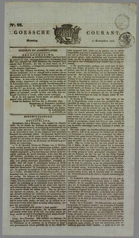 Goessche Courant 1832-11-12