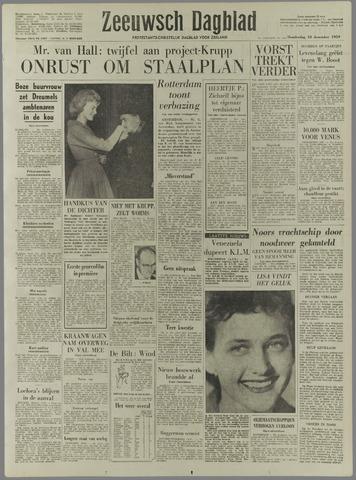 Zeeuwsch Dagblad 1959-12-10