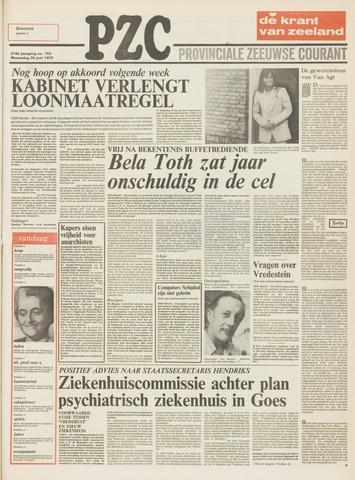 Provinciale Zeeuwse Courant 1976-06-30