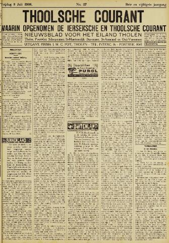 Ierseksche en Thoolsche Courant 1936-07-03