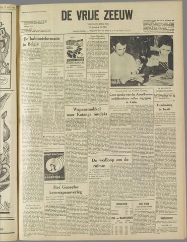 de Vrije Zeeuw 1961-04-14