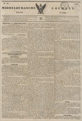 Middelburgsche Courant 1843-06-24
