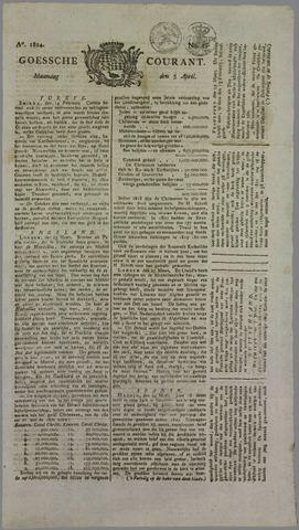 Goessche Courant 1824-04-05