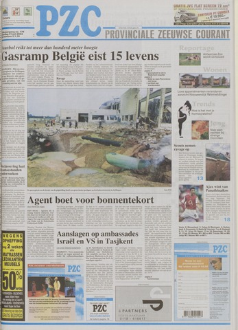 Provinciale Zeeuwse Courant 2004-07-31