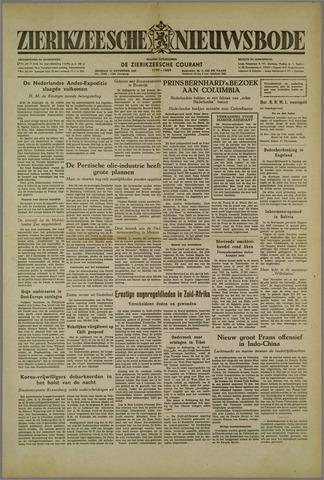 Zierikzeesche Nieuwsbode 1952-11-11