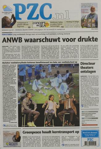 Provinciale Zeeuwse Courant 2011-06-08