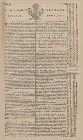 Middelburgsche Courant 1785-06-25