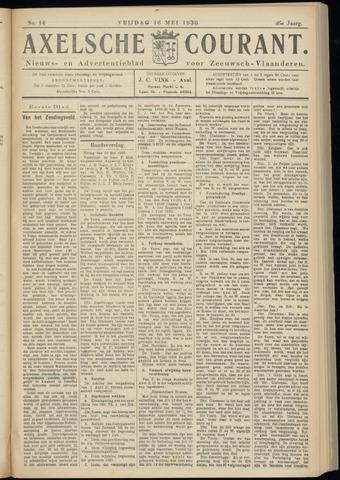 Axelsche Courant 1930-05-16