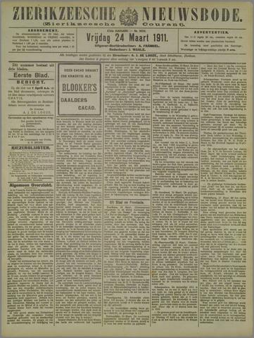 Zierikzeesche Nieuwsbode 1911-03-24