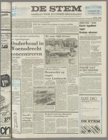 de Stem 1980-08-08