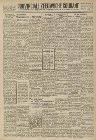 Provinciale Zeeuwse Courant 1946-01-15